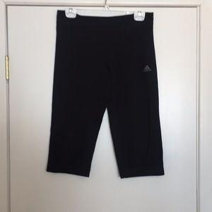L Adidas Shorts/Crops